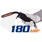 Click to see larger version of 180 Amp Tweco® Style MIG Gun