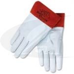 Click to see larger version of 24K ClassicTIG™ Short Cuff Kidskin TIG Glove