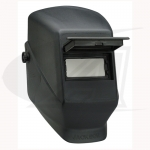 Click to see larger version of W10 HSL 2 - Passive Welding Helmet - Black