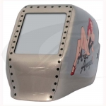W10 HLX 100 - Halo X Passive Welding Helmet - Arc Angel