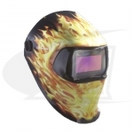 Click to see larger version of 3M™ 100 Series Welding Helmet - Blazed
