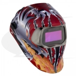 3M™ 100 Series Welding Helmet - Razor Dragon
