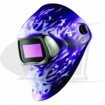 Click to see larger version of 3M™ 100 Series Welding Helmet - Steel Eyes