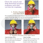 3M™ Affordable 6000 Series Half Facepiece Respirator