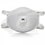 Click to see larger version of Disposable Respirator 8214 W/ Face Seal & Organic Vapor Relief