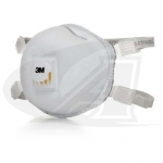 Disposable Respirator 8214 W/ Face Seal & Organic Vapor Relief