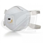 Disposable Respirator 8512, N95 - Adjustable Straps