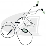 EARbud™ Noise Isolating Headphones