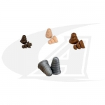 Click to see larger version of Peltor™ Tactical Earplugs Replacement Tips