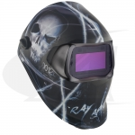 Click to see larger version of 3M™ 100 Series Welding Helmet - Xterminator
