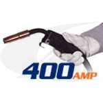 Click to see larger version of 400 Amp Tweco® Style MIG Gun