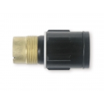 "Click to see larger version of 1/8"" (3.2mm) Gas Lens Collet Body 27 Series Torch"