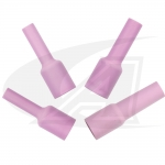 Long Gas Lens Alumina Nozzle For 17/18/26 (3-Series) TIG