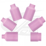 Gas Lens Alumina Nozzle For 17/18/26 (3-Series) TIG Torches