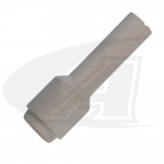 Long Standard Lava Nozzle For 9/20 (2-Series) TIG Torches