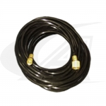 12.5' (3.8m) Plasma Gas Hose (Black ID tape)