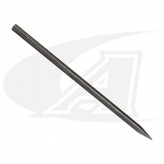 Long Precision Ground Tungsten Electrode - 3/16""