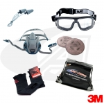 3M PPE Pack With Safety Goggles