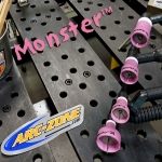 Monster #16 Gas Lens Kit: 9, 20 & 2 Series Torches