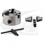 "4"" HD Chuck for Arc-Zone Pro Welding Positioner"