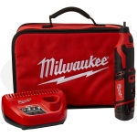 Milwaukee® M12™ Cordless Lithium-Ion Rotary Tool Kit