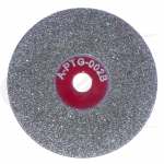 Sharpie™ Premium Smooth Grit Diamond Wheel (Red Arbor Hole)