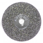 Sharpie™ Coarse Grit Diamond Wheel (Silver Arbor Hole)