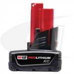 M12 XC High Capacity Battery for Cordless Sharpie Grinders