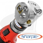 Cordless Sharpie DX™ Adjustable 15°- 45° Grind Angle