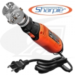 Click to see larger version of Sharpie DX™, Adjustable Angle Tungsten Grinder, 110V US Model
