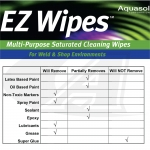 EZ Wipes - Weld Prep Cleaner Packets
