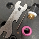 TIG Collet Body Wrench