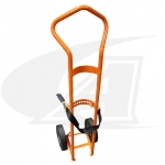 Bottle Caddy - Single Cylinder Safety Cart