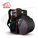 BSX® HelmetCatch™ Backpack With Side Pockets