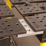 BuildPro™ 9-Hole Fixturing Plate