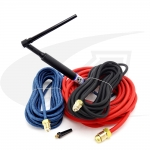 Torch Pkg, W/12.5' SuperFlex Cables
