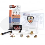 Gas Saver TIG Pro Kit™: #18 Pyrex: 17, 18, 26 & 3 Series Torches
