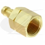 Quick-Release Water Hose Converter (Large Plug)