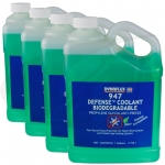 Defense Biodegradable Ready-to-Use Coolant, Case of 4