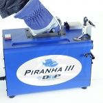 "New Piranha III-A, Heavy-Duty Tungsten Grinder - .040"" to 3/16\"""