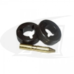 """U"" Drive Roll Kit - .045"" (1.2mm) + 1/16"" (1.6mm)"