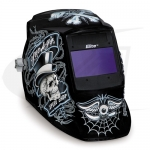Elite Series Lucky's Speed Shop Auto-Darkening Welding Helmet