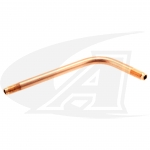 "Bent Gooseneck, 6"" by Flame Tech®"