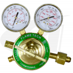 Heavy Duty Oxygen Regulator