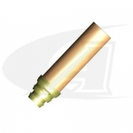 "Flametech® Bi-Metal Heavy Duty Cutting Tip - 36"" Capacity"