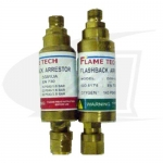 Standard Torch Mounted Flashback Arrestor Set