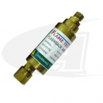 "High Flow Torch Mounted Flashback Arrestor - Oxygen - ""C"" Size"