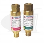 Standard Regulator Mounted Flashback Arrestor Set