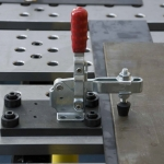 BuildPro™ Toggle Clamp -- Vertical
