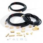 Water-Cooled TIG Torch Hook Up Kit - City Water Supply